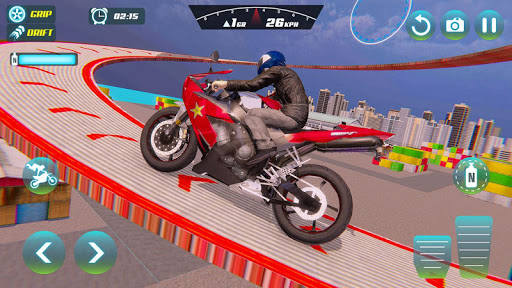 City Bike Driving Simulator-Real Motorcycle Driver screenshots 9