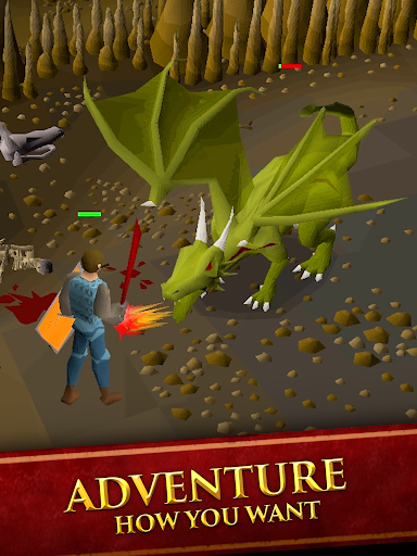 Old School RuneScape 195.1 screenshots 5