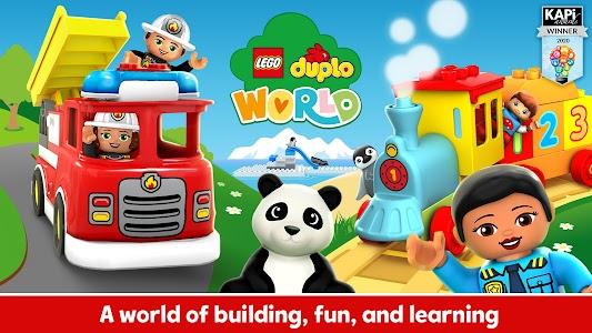LEGO ® DUPLO ® WORLD - Preschool Learning Games 6.2.0 (Unlocked)
