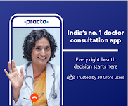screenshot of Practo: Online Doctor Consultations & Appointments