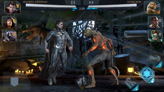 Injustice 2 Mod 4.3.0 – Immortality / Unlimited Energy 6