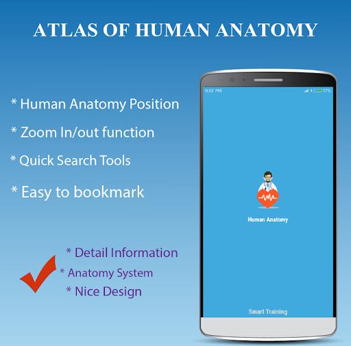 Human Anatomy Atlas - Anatomy Learning 2021  Screenshots 1
