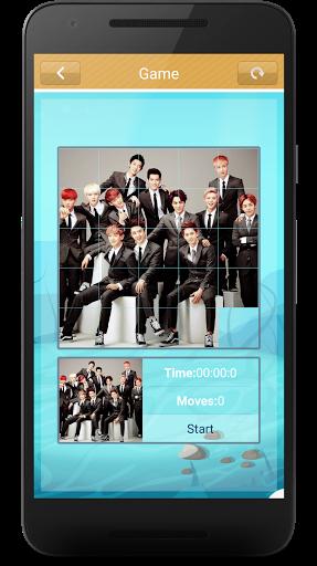 Code Triche EXO Slide Puzzle Game (Astuce) APK MOD screenshots 4