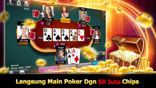 Luxy Poker-Online Texas Holdem  screenshots 1
