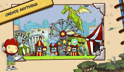 Scribblenauts Unlimited v1.27 MOD APK + Data 1