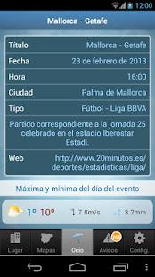 Tiempo y Temperatura 1.2.4 Screenshots 8