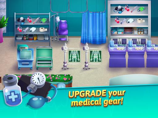 Medicine Dash - Hospital Time Management Game 1.0.6 screenshots 8