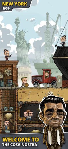 Idle Mafia Boss: Cosa Nostra  screenshots 1