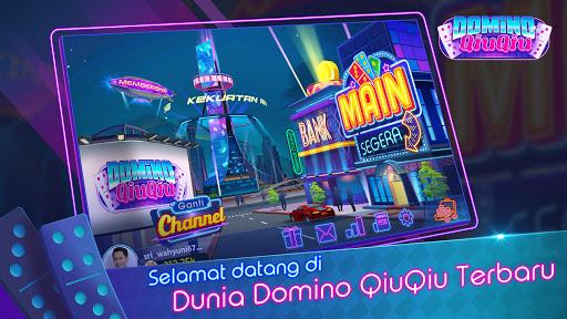 Domino Qiuqiu 3D ZingPlay - Poker QQ 99 Terbaik apkdebit screenshots 1