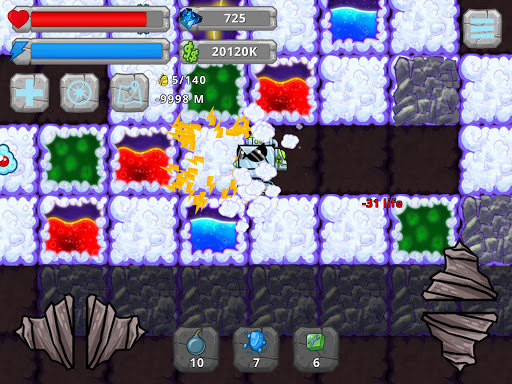 Digger Machine: dig and find minerals 2.7.5 screenshots 19
