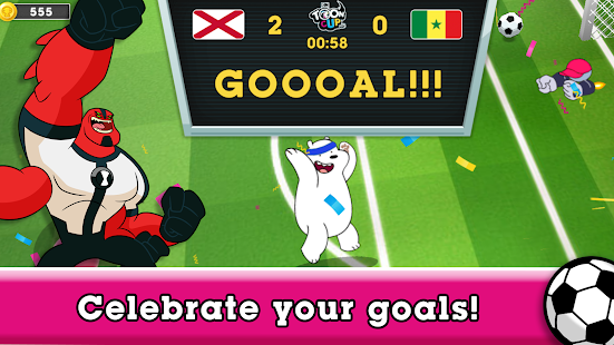 Toon Cup 2020 - Cartoon Network's Football Game 3.13.15 Screenshots 7