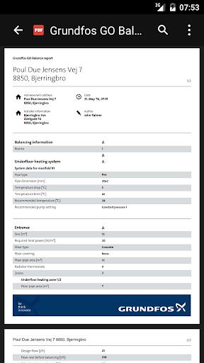 Grundfos GO Balance 2.3.5 screenshots 5
