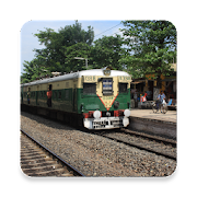 Local Train Running Status  Icon