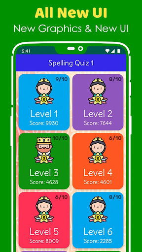 Ultimate English Spelling Quiz : New 2020 Version 2020.33 screenshots 9