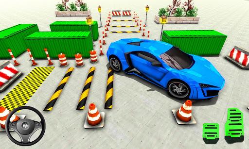 Classic Car Games 2021: Car Parking 1.0.18 Screenshots 4