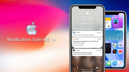 Launcher iPhone 7.2.5 Screenshots 4