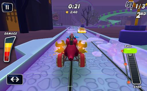 Goldfish Go-Karts 2.0 screenshots 2