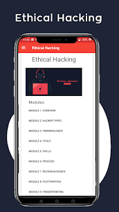 Learn Ethical Hacking App For Android 2