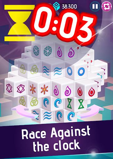Mahjongg Dimensions: Arkadiumu2019s 3D Puzzle Mahjong apktram screenshots 4