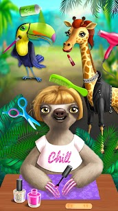 Jungle Animal Hair Salon – Styling Game for Kids 4