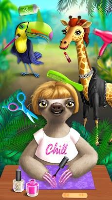 Jungle Animal Hair Salon - 子ども向けのヘアサロンゲームのおすすめ画像4