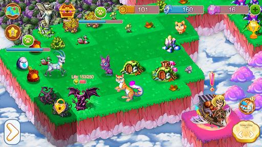 Fantastic Pets : Wonder Merge Magic Game u2728  screenshots 16
