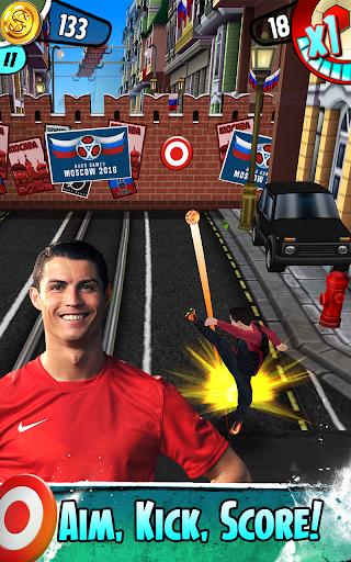 Cristiano Ronaldo: Kick'n'Run u2013 Football Runner 1.0.35 screenshots 7