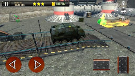 3d moon base simulator parking games 2017 screenshot 3