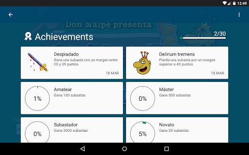 Tute Subastado 1.3.2 screenshots 14