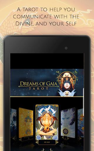 Dreams of Gaia Tarot  screenshots 12