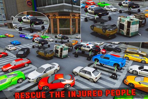 Elevated Car Racing Speed Driving Parking Game apktram screenshots 5