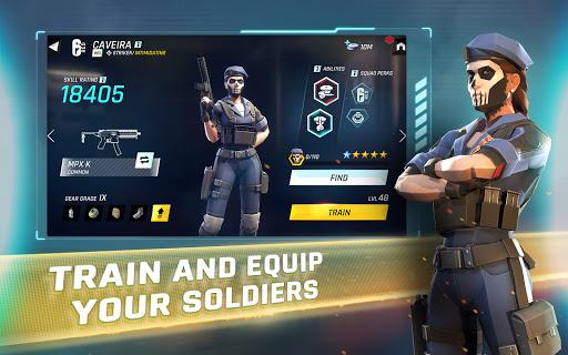 Tom Clancy's Elite Squad - Military RPG  screenshots 17