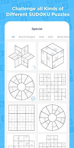 Sudoku Daily - Free Classic Offline Puzzle Game 1.8.0 screenshots 2