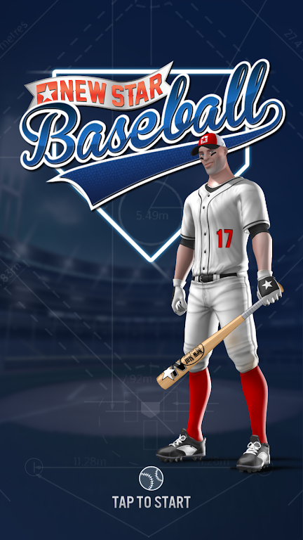 New Star Baseball  poster 0