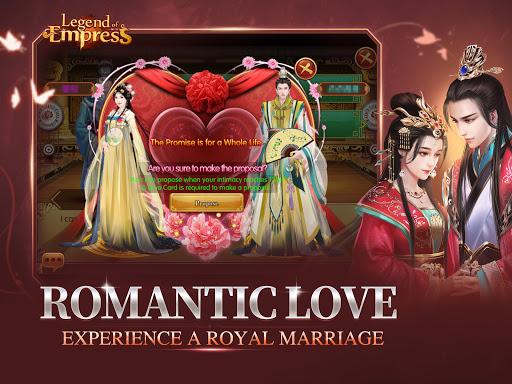 Legend of Empress  screenshots 9