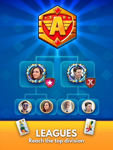Scopa - Free Italian Card Game Online modavailable screenshots 15