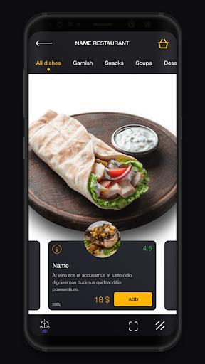 WARP Gourmet  screenshots 4