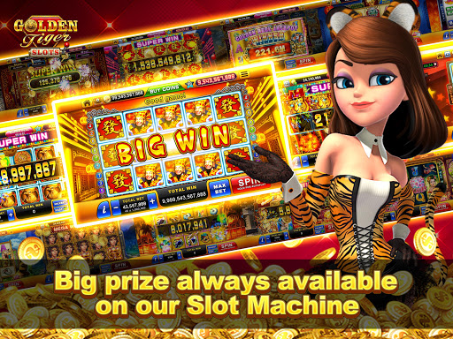 Golden Tiger Slots - Online Casino Game  screenshots 7