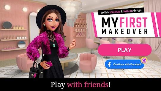 My First Makeover: Stylish Makeup & Fashion Design Mod Apk 2.0.7 1