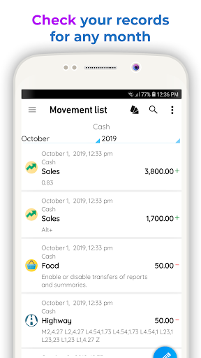 Daily Expenses 3: Personal finance android2mod screenshots 3