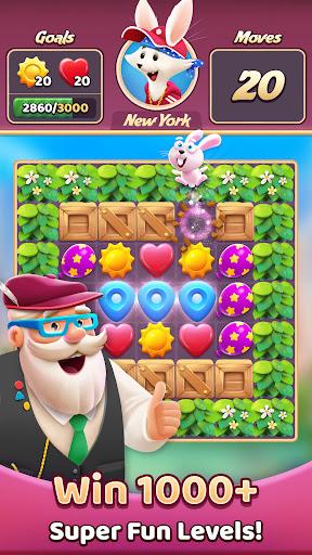 Travel Crush: New Puzzle Adventure Match 3 Game  screenshots 1