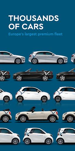 SHARE NOW (car2go & DriveNow) apktram screenshots 1