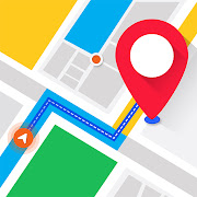 Real-time GPS, Maps, Routes, Direction and Traffic