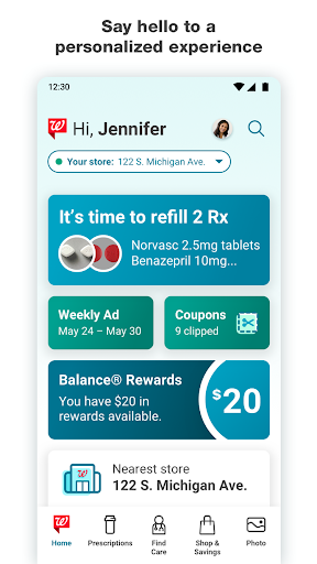 Walgreens 28.0 Screenshots 1