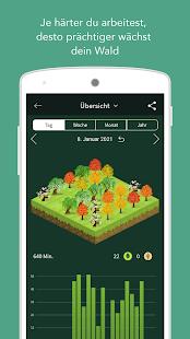 Forest:Konzentriert Bleiben Screenshot