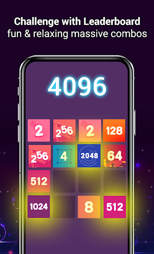 2048 Game - Animated Edition 2.0.5 screenshots 2
