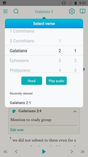NRSV: Audio Bible for Everyone  screenshots 11