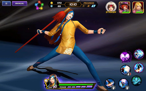 The King of Fighters ALLSTAR  Screenshots 14