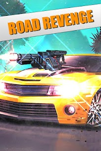 Road Revenge : Car Shooting Game Hack & Cheats Online 1