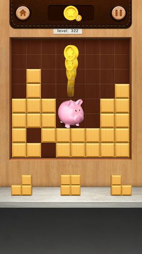 Block Puzzle - Classic Wooden Block Games 4.0 screenshots 2